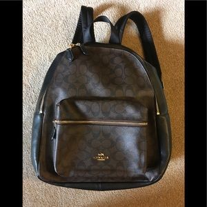 Large Coach Back Pack Great Condition